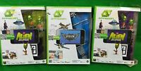 Lot Of 3 Appgear Games Ipad Android 1 Foam Fighters 2 Alien Jailbreak Gift
