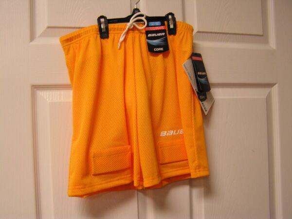 Bauer Core Mesh Jock Shorts - Senior