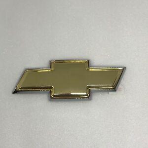 Rear CHEVROLET Brand Emblem 1p For 2006 2011 Chevy Aveo 5d