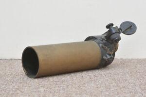 vintage-range-finder-old-brass-military-target-range-scope-sight-FREE-DELIVERY