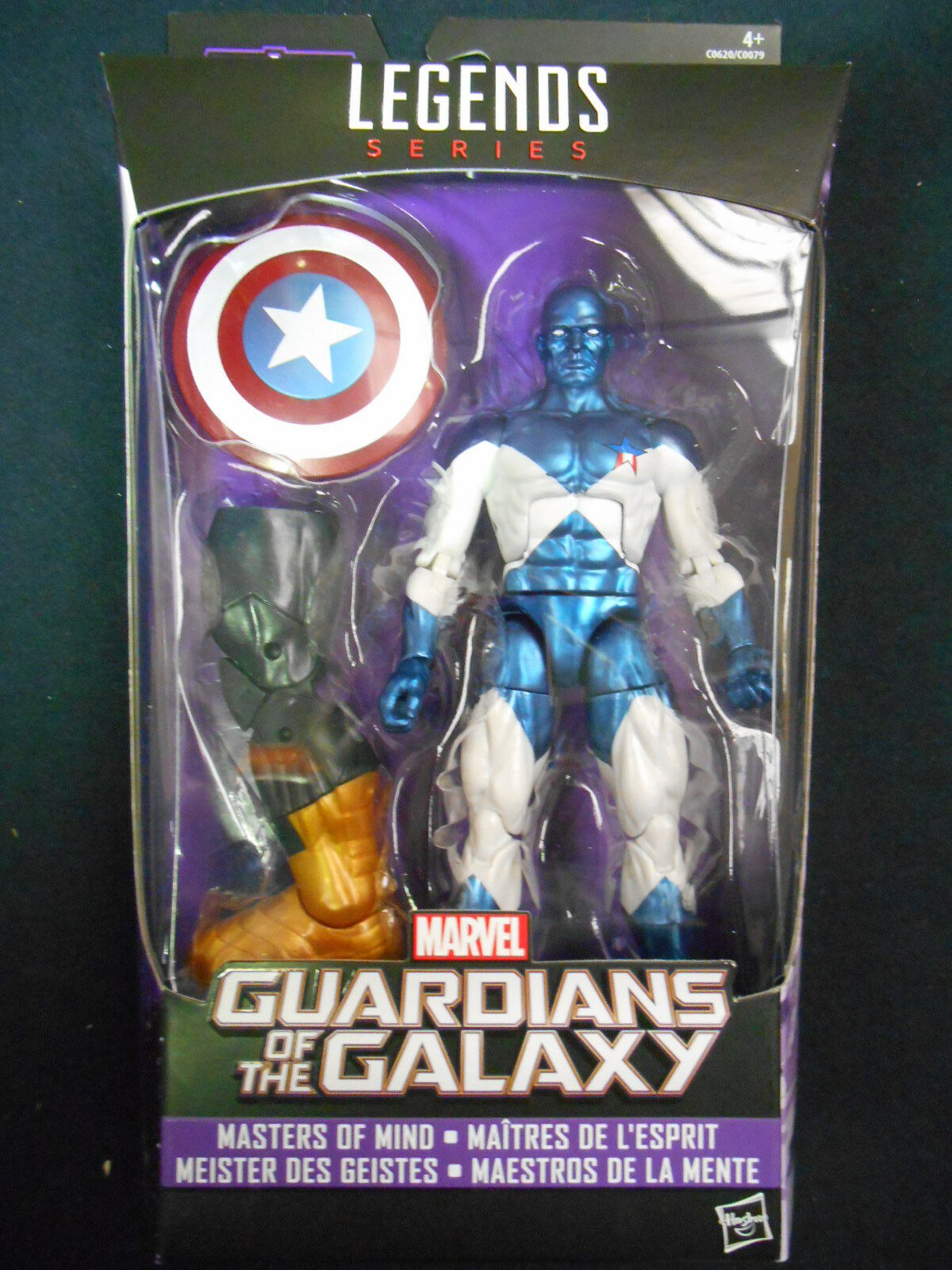GUARDIANS OF THE GALAXY VOL. 2 LEGENDS SERIES  MASTERS OF MIND VANCE ASTRO