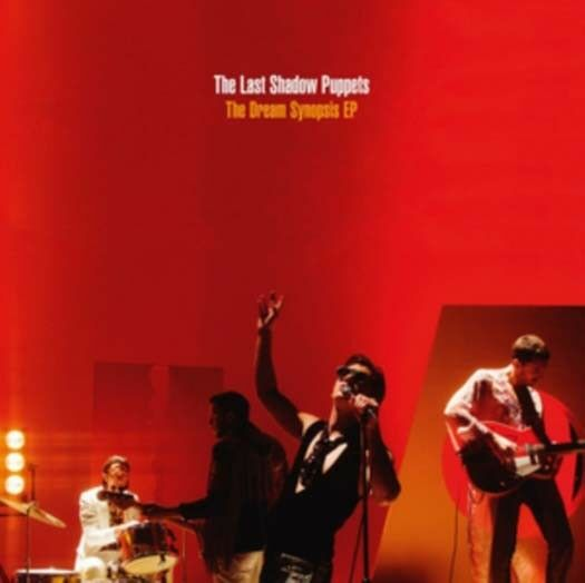 LAST SHADOW PUPPETS The Dream Synopsis EP CD BRAND NEW 2016