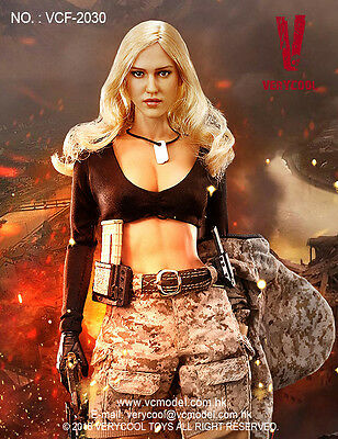VERYCOOL US ARMY Digital Camouflage Women Soldier - Max 1/6 Figure IN STOCK