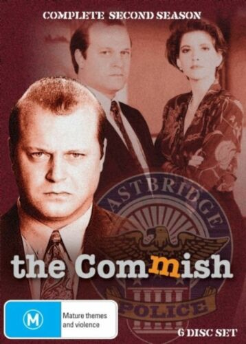 1 of 1 - Commish : Season 2 (DVD, 2008, 6-Disc Set)