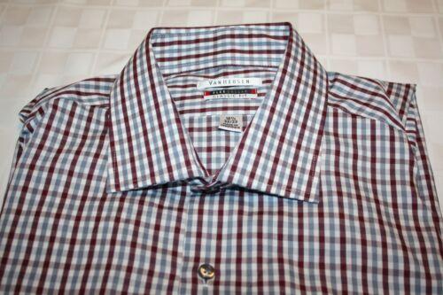 Many Sizes Styles /& Colors NEW Van Heusen Classic Fit Men/'s Dress Shirts NWT