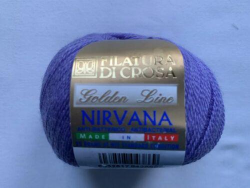Lavender color 9 Filatura di Crosa Golden Line Nirvana