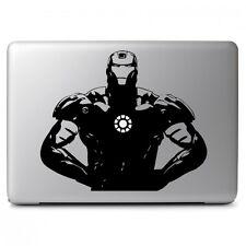 MacBook 13 pollici Decalcomania Sticker IRON MAN MARVEL Art Per Laptop Apple