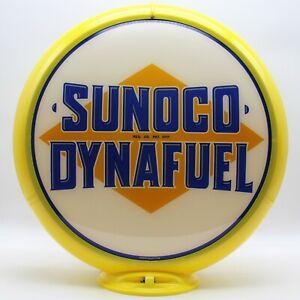 SUNOCO DYNAFUEL GAS PUMP GLOBE