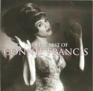 Connie-Francis-The-Very-Best-Of-Connie-Francis-2CD