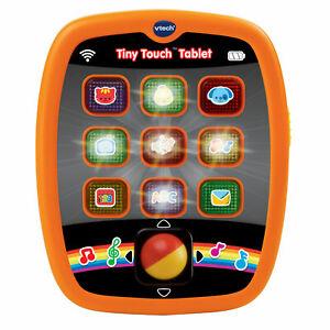 Vtech Pequeño Tacto Tablet Tablet De Juguete Aprendizaje Juguete Para Bebés Ebay
