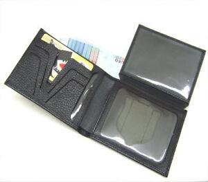 Portafoglio-Vega-Holster-in-cuoio-1WG86-per-Placca-polizia-sicurezza-vigilanza