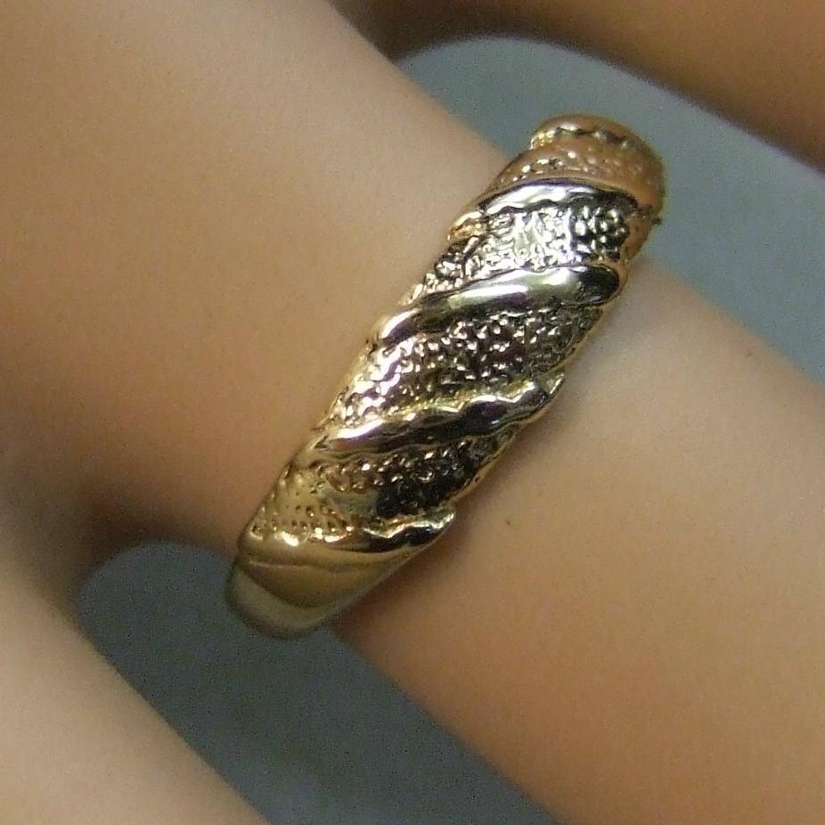 9 CT oro oro oro anello di seconda mano Fancy 9ca3f7