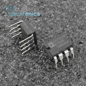 Details about 5PCS AD712JN AD712 DIP8 Dual Precision, Low Cost, High Speed  BiFET Op Amp US