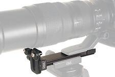 Lens support 4 Nikon AF-S NIKKOR 200-500mm f/5.6E ED VR KIRK ARCA SWISS RRS
