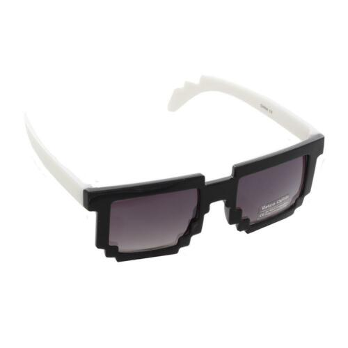 New Children Pixel Lego Square Cool Sunglasses PX01