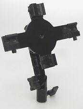 PRL) STAFFA QUARTA FLASH BRACKET MC-1033Q SHOE MOUNT BRACKET ADAPTER FLASH LED