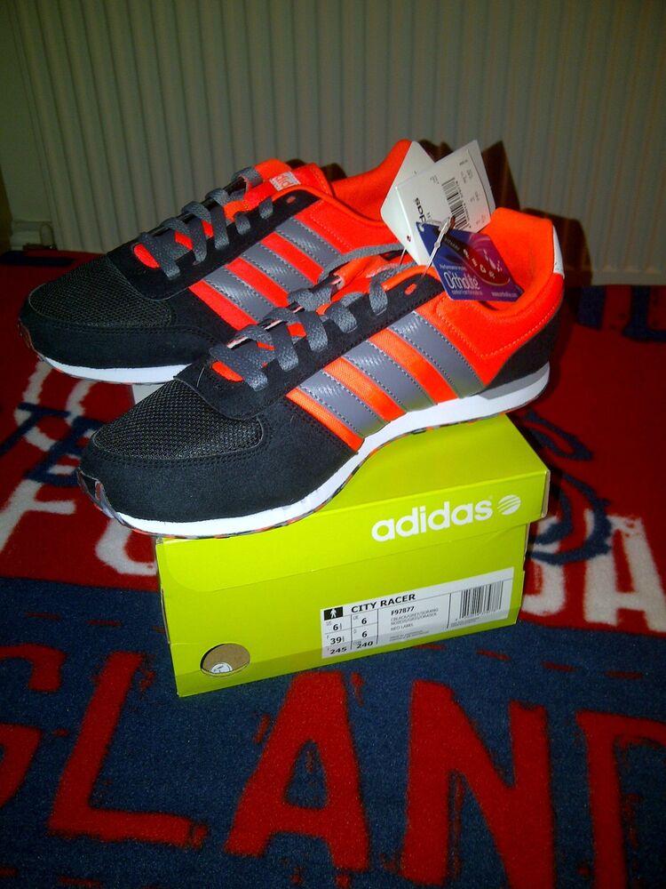 Adidas Neo City Racer... Unisexe Rétro... 100% authentique... pointure 6... 39 1/3 euros-