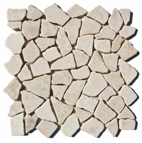 Mosaikfliesen Marmormosaik Fliesen Lager Stein-mosaik Herne NRW M-003