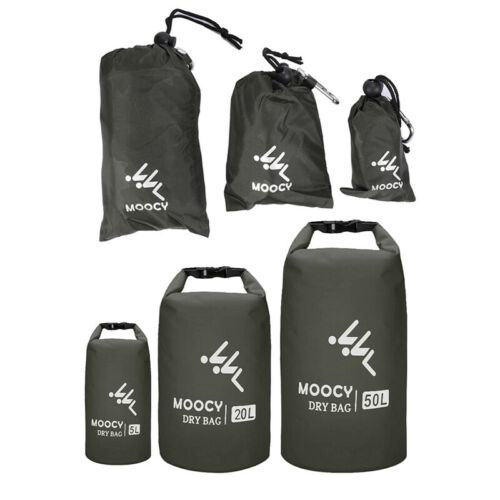 PVC Außen Rucksack Kajakfahren Kanufahren Ocean Packung Wasserfest Dry Bag Sack