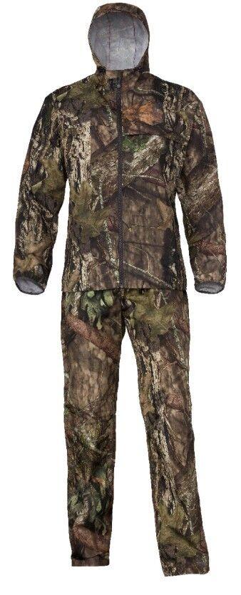 brauning CFS Rain Suit Jacket Pant Realtree Edge Large
