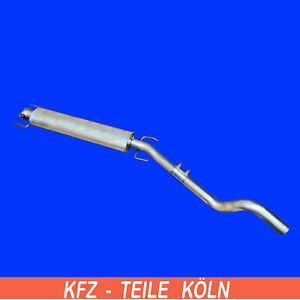 Opel-Astra-H-Twintop-2-0-Turbo-MITTELSCHALLDAMPFER-Auspuffanlage-Mitteltopf