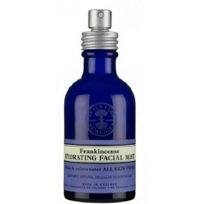 Neal's Yard Remedies Frankincense Hydrating Facial Mist. 45ml. BBE 04/20