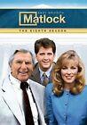 Matlock Eighth Season 0097368219540 With Daniel Roebuck DVD Region 1