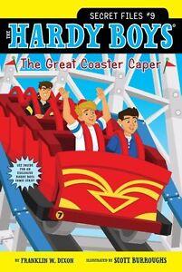 The-Great-Coaster-Caper-Hardy-Boys-The-Secret-Files-by-Franklin-W-Dixon