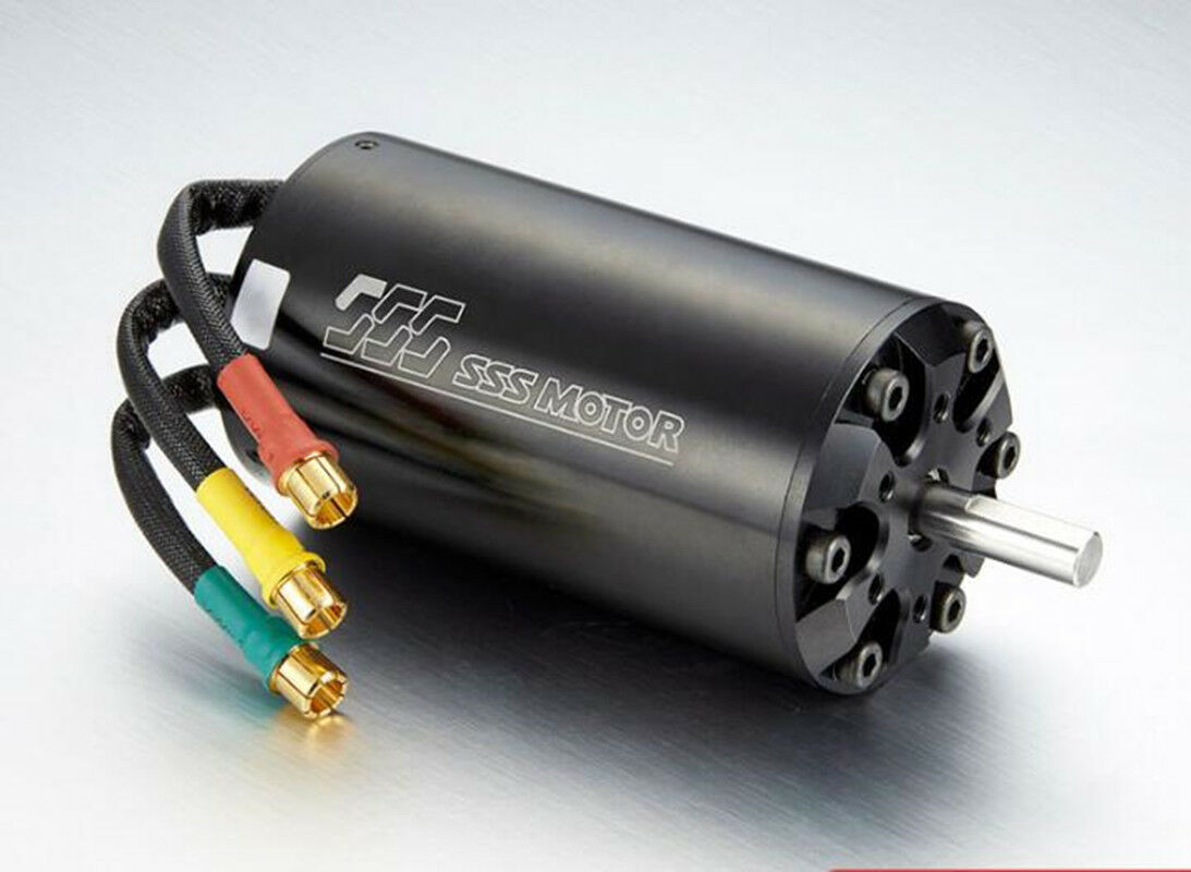 SSS 5684 800KV Brushless Motor 6 Poles For RC Boats
