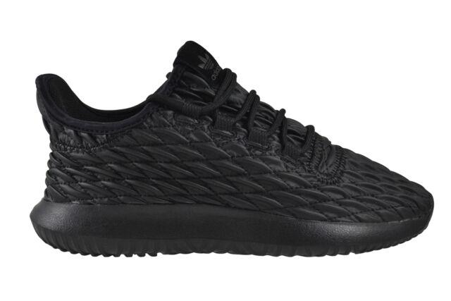 adidas Tubular Shadow Black Sneaker SCHUHE schwarz BB8819