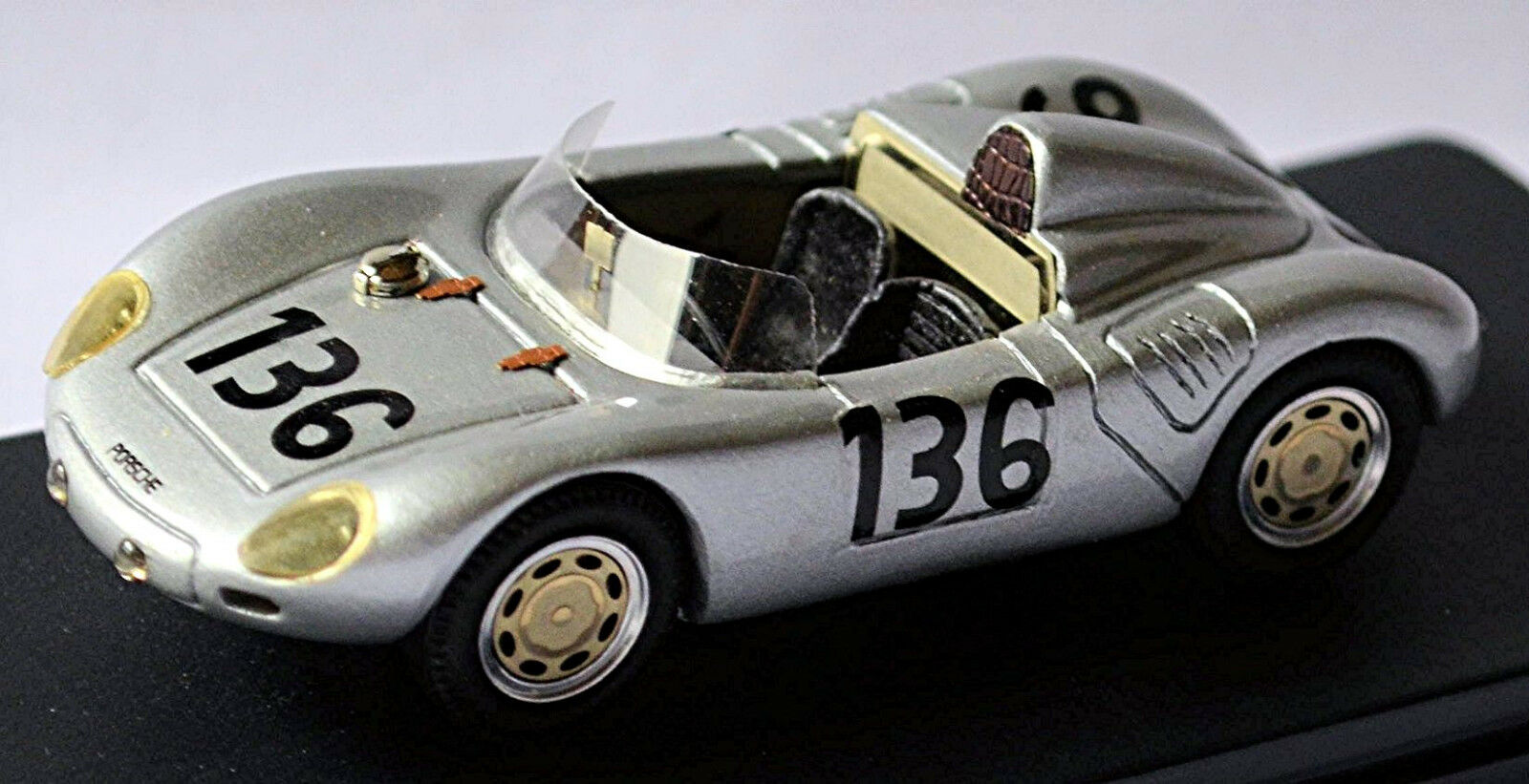 Porsche RS 1500 Targa Florio 1961 Stirling Moss 1 43 Jolly Model