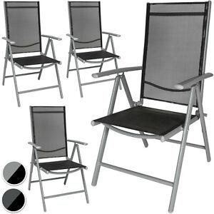 jardin terrasse de balcon Aluminium Détails sur pliante chaises camping PZOkXuwiT