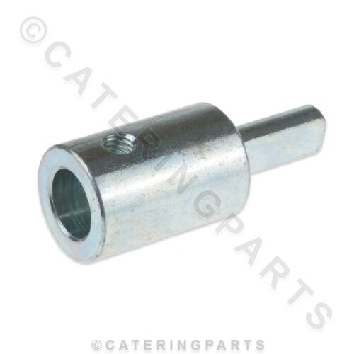 LOTUS 533041000 Manopola del mandrino Tubo Di Estensione Albero 8//15mm Rotondo fine ID 8 mm