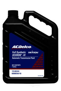 Details about Auto Trans Fluid - 1 Gallon fits 1996-2015 Volvo S60 S40 C70  ACDELCO PROFESSION