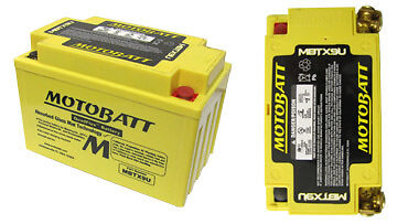 2000-2002 Suzuki AN 250 Burgman Motobatt Battery
