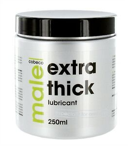 Anal sex lube
