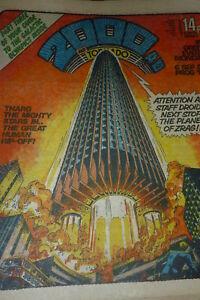 2000-AD-amp-TORNADO-Comic-PROG-No-176-Date-06-09-1980-UK-COMIC