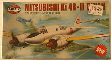 Japan Mitsubishi Ki 46-II Dinah 1/72 Airplane Model Kit