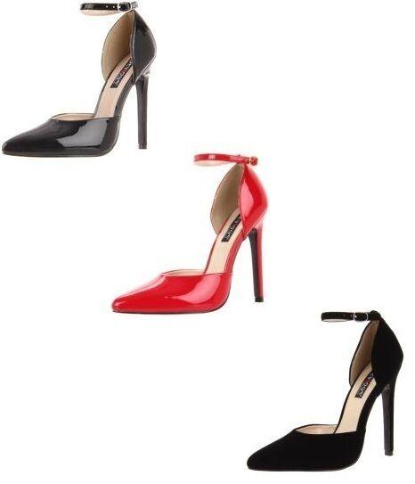 Pleaser Sexy 21 Stiletto 12.7cm hoher Absatz Knöchelriemen Schuhe spitz