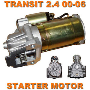FORD TRANSIT MK6 00-06 2.0//2.4 DI DIESEL QUALITY STARTER MOTOR