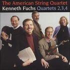 Fuchs: Quartets 2, 3, & 4 (CD, Oct-2001, Albany Music Distribution)