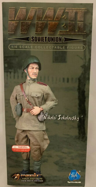 DID WWII Red Army sniper Koulikov jacket 1//6 toys soviet Russian 3R dragon coat