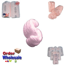 Buyers Packing Peanuts 1 Bag 35 Cu Ft Pink Anti Static Popcorn Free Shipping