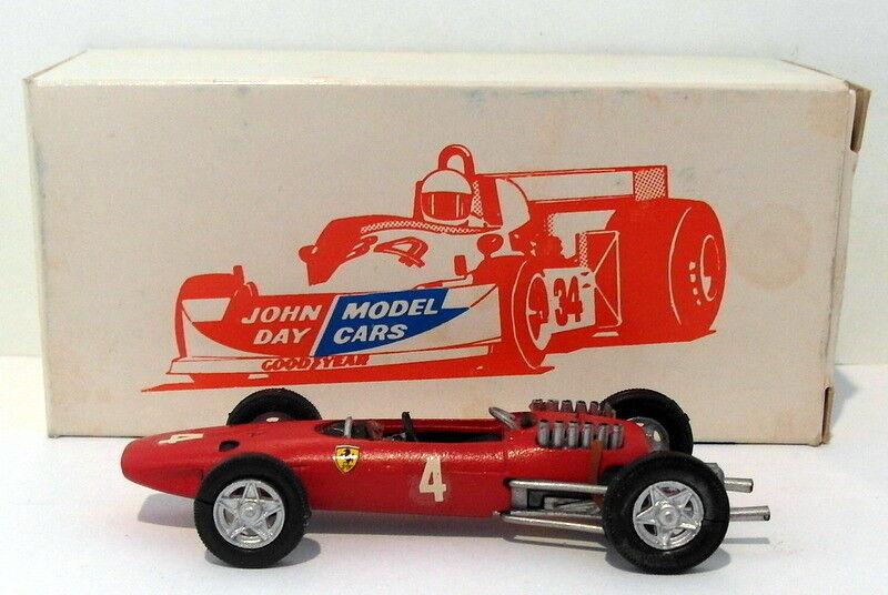 John Day models 1 43 scale e2027-ferrari 1512 f1  4