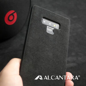 timeless design a0c24 be627 Details about New Galaxy Note 9 AMG BMW Basic 3 Types Alcantara Suede  Smartphone Cover Case
