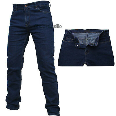 shop casillo Jeans Uomo Regular Fit Elastico Gamba Dritta 46 48 50 52 54 56 58
