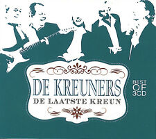 De Kreuners : De laatste Kreun - Best of (3 CD)