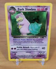 NEAR MINT Dark Slowbro Holo Rare 8//110