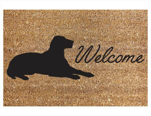 Porte Tapis Fibre De Coco Heavy Duty House Home Bienvenue 40x60cm Tapis Tapis 3 Designs-afficher Le Titre D'origine Avoir Un Style National Unique