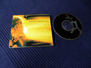 CD O Yuki Conjugate Sunchemical EP Post-Industrial Ethnic Ambient Horberry Hulme